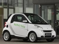 Smart ForTwo Drive arranca em Novembro