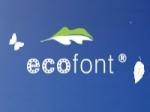 Ecofont: Poupe em Tinta de Impressão!