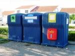 Portugueses separam o Lixo