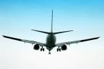 Primeiro voo com uso de biocombustíveis