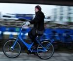 Bicicletas gratis tornam-se sucesso na Conferência de Copenhaga
