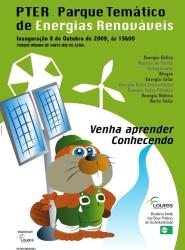 Parque temático das Energias Renováveis vai abrir em Loures