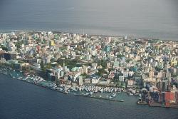 Maldivas em grande luta contra as alterações climáticas